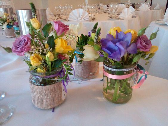 Jar vases